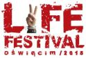 Logo Life Festival Oświęcim