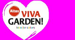 Logo Altax Viva Garden!