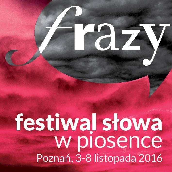 Layout Festiwal Frazy - Festiwal Słowa wPiosence